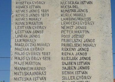 Pitvaros I. világháborús emlékmű 2012.07.14. küldő-Sümec (6)