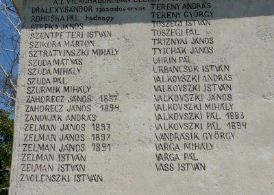 Pitvaros I. világháborús emlékmű 2012.07.14. küldő-Sümec (8)