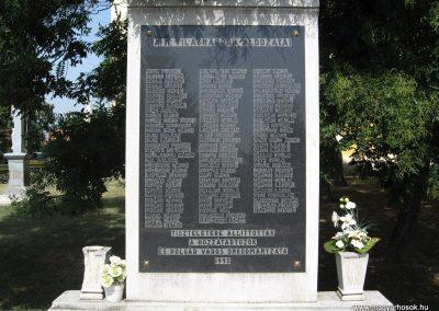 Polgár II.vh emlékmű 2007.08.23. küldő-Kályhás (1)