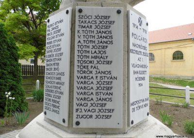 Polgárdi világháborús emlékmű 2015.06.19. küldő-Méri (10)