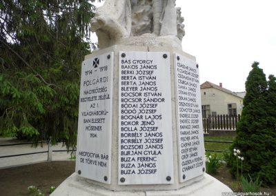 Polgárdi világháborús emlékmű 2015.06.19. küldő-Méri (4)