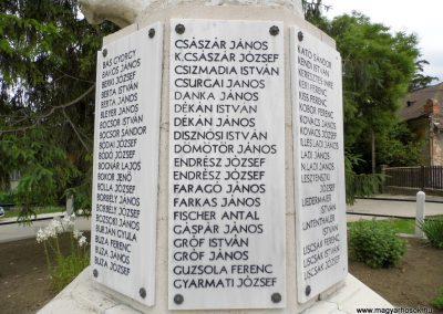 Polgárdi világháborús emlékmű 2015.06.19. küldő-Méri (5)