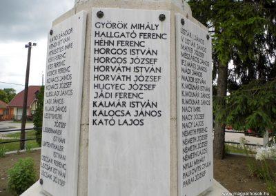 Polgárdi világháborús emlékmű 2015.06.19. küldő-Méri (7)