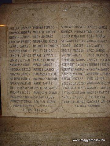 Pomáz I.vh emlékmű 2008.03.02.küldő-Huszár Peti (5)