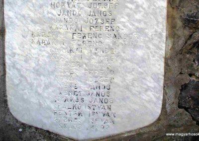 Pusztamagyaród világháborús emlékmű 2007.11.03. küldő-HunMi (6)