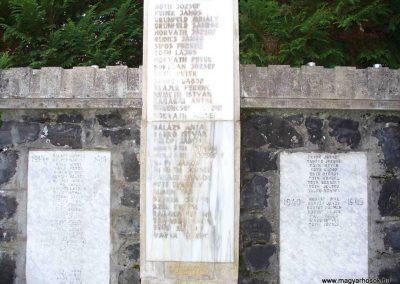 Pusztamagyaród világháborús emlékmű 2007.11.03.küldő-HunMi (2)