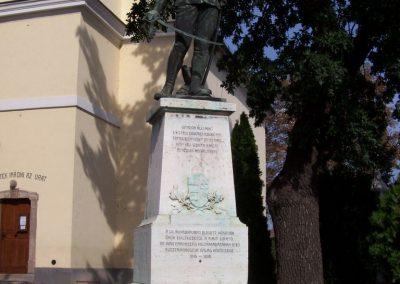 Pusztamonostor világháborús emlékmű 2009.09.14. küldő-miki