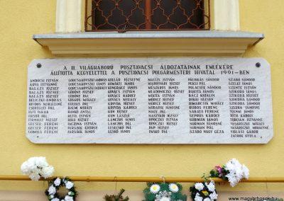 Pusztavacs világháborús emléktáblák 2015.11.27. küldő-kalyhas (7)