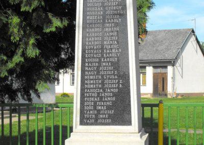 Rábagyarmat világháborús emlékművek 2012.05.05. küldő-gyurkusz (5)