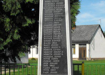 Rábagyarmat világháborús emlékművek 2012.05.05. küldő-gyurkusz (7)
