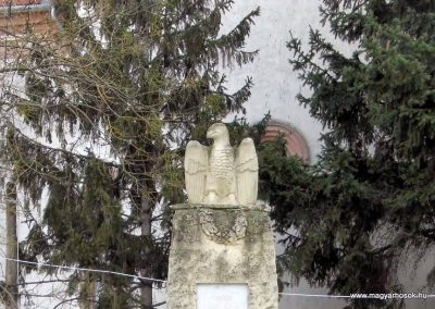 Rábatamási I. világháborús emlékmű 2013.12.17. küldő-Méri (1)