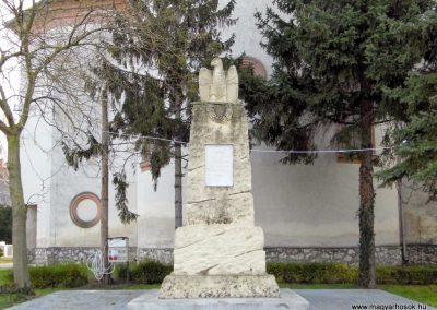 Rábatamási, I. világháborús emlékmű