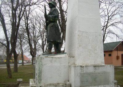 Ráckeresztúr I.vh emlékmű 2009.04.26.küldő-Magyar Benigna (3)
