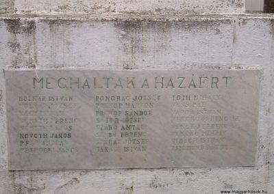 Ráckeresztúr I.vh emlékmű 2009.04.26.küldő-Magyar Benigna (4)