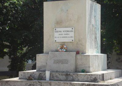 Ráckeve I.vh emlékmű 2009.05.18.küldő-Huszár Peti (2)
