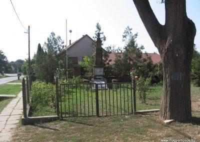 Rád világháborús emlékmű 2009.09.28. küldő-kalyhas