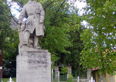 Réde I. világháborús emlékmű 2013.05.21. küldő-Méri