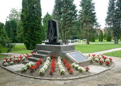 Rédics világháborús emlékmű 2010.08.13. küldő-Sümec (6)