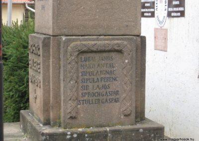 Répáshuta világháborús emlékmű 2008.10.26.küldő-Kályhás (3)