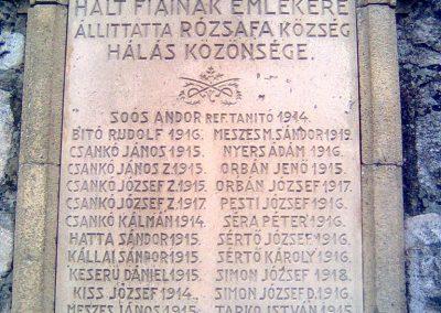 Rózsafa világháborús emlékmű 2012.05.14. küldő-KRySZ (3)