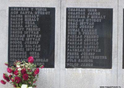 Röszke II.vh emlékmű 2011.08.20. küldő-kalyhas (4)