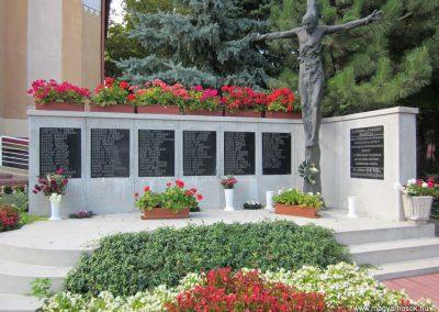 Röszke II.vh emlékmű 2011.08.20. küldő-kalyhas (9)