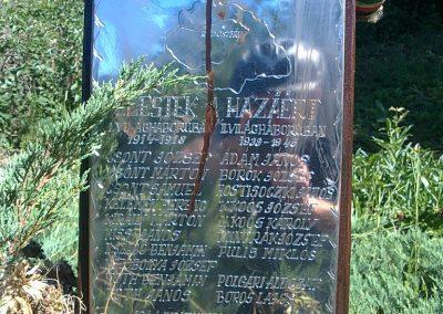 Radostyán világháborús emlék 2012.06.26. küldő-Pataki Tamás (2)