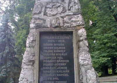 Ragály I.világháborús emlékmű 2011.06.30. küldő-Pataki Tamás (1)