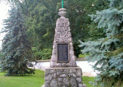 Ragály I.világháborús emlékmű 2011.06.30. küldő-Pataki Tamás