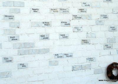 Ramocsaháza II. világháborús emlékmű 2013.05.09. küldő-megtorló (6)