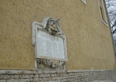 Ravazd I.vh emlékmű 2009.12.19. küldő-Ágca