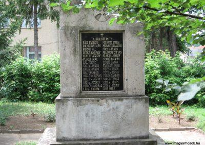 Recsk I.vh emlékmű 2007.07.01.küldő-Kályhás (3)