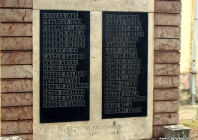 Rigács világháborús emlékmű 2015.07.27. küldő-Méri (2)