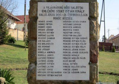 Rimóc világháborús emlékmű 2012.04.03. küldő-kalyhas (3)
