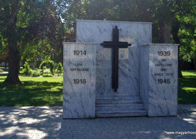 Rohonc-Rechnitz világháborús emlékmű 2010.06.27. küldő-Gyurkusz (1)