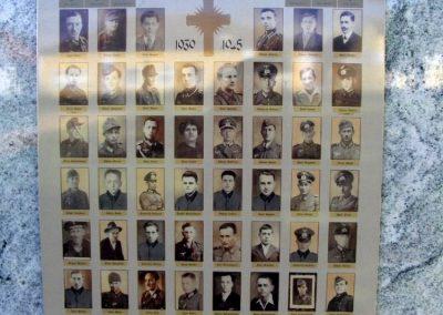 Rohonc (Rechnitz) világháborús emlékhely 02