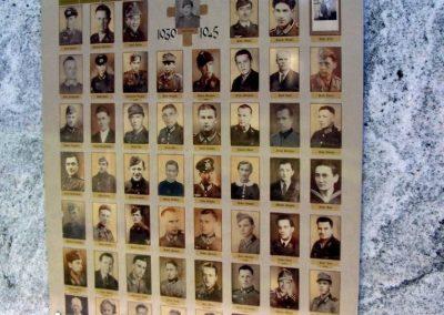 Rohonc (Rechnitz) világháborús emlékhely 03