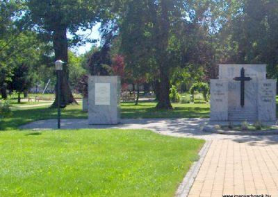 Rohonc-Rechnitz világháborús emlékmű 2010.06.27. küldő-Gyurkusz