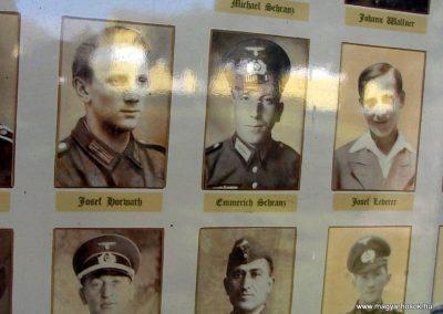 Rohonc (Rechnitz) világháborús emlékhely 06