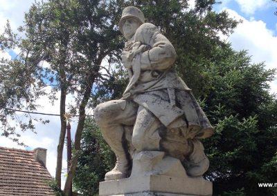 Ságvár I. világháborús emlékmű 2014.06.26. küldő-Ősz Béláné (1)