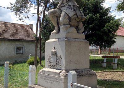 Ságvár I. világháborús emlékmű 2014.06.26. küldő-Ősz Béláné