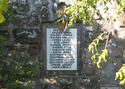 Sály I.vh emlékmű 2007.09.24. küldő-Kályhás (2)