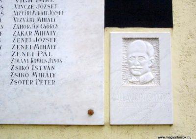Sándorfalva világháborús emlékmű 2011.08.20. küldő-kalyhas (7)