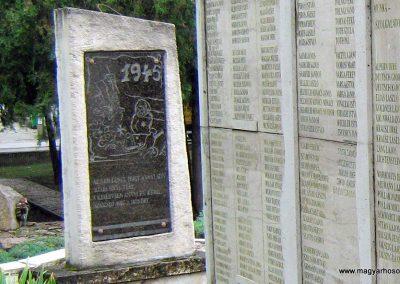 Sárbogárd világháborús emlékmű 2010.09.01. küldő-Mistel (11)