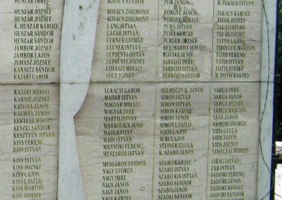 Sárbogárd világháborús emlékmű 2010.09.01. küldő-Mistel (9)