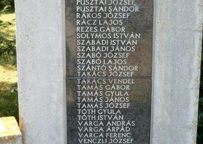 Sármellék világháborús emlékmű 2013.05.10. küldő-Sümec (11)