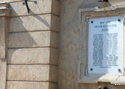 Sárosd I. világháborús emléktáblák 2012.08.31. küldő-Baloghzoli (3)