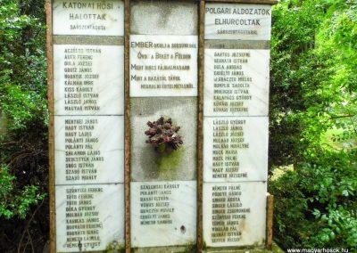 Sárszentágota világháborús emlékmű 2014.07.12. küldő-Méri (4)