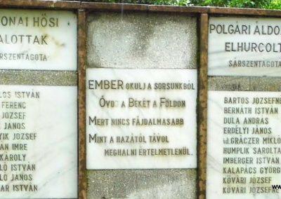 Sárszentágota világháborús emlékmű 2014.07.12. küldő-Méri (5)