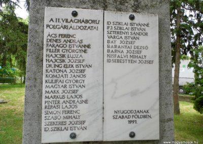 Sárszentmihály világháborús emlékmű 2015.06.19. küldő-Méri (5)